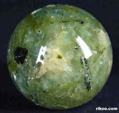"Prehnite  is said to ""heal the Healer,"" and can be used to revitalize your personal healing environment.  Put Prehnite in your garden to create a healing sanctuary for yourself.  Use Prehnite with energy grids to enhance protective fields, calm, and bring inner peace.  Prehnite fosters a strong sense of trust in Universal principles.  As such, Prehnite stops hoarding of both possessions and of love by fostering a belief in the abundance and power of the Universe to manifest whatever is…"