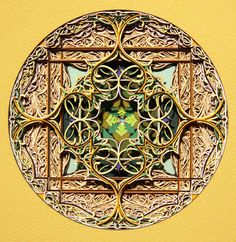 Visualizingmath D Laser Cut Paper Geometric Art By Eric - Beautiful laser cut paper art eric standley