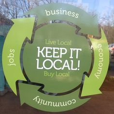 """@greenpea_baby has it right! Keep it local! #shopsmall #shoplocal #buylocal #baby"" www.shoplocalraleigh.org"