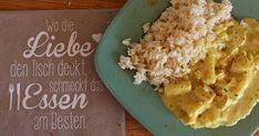Cornbread, Feta, Dairy, Cheese, Ethnic Recipes, Pineapple, Meat, Cooking, German Cuisine