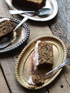 Mocha Coconut Flax Cake with Mocha Coconut Frosting Recipe | Healthy Sweet Eats