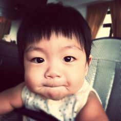 Asian babies are the cutest!!!