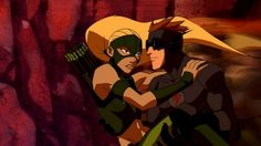 Artemis Crock and Wally West ~ Young Justice How could you not ship after the last episodes? Wally West Young Justice, Artemis Young Justice, Young Justice Season 1, Justice League Marvel, Artemis Crock, Justice League Unlimited, Kid Flash, Dc Legends Of Tomorrow, Cultura Pop
