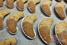 Desert Recipes, Christmas Cookies, Sweet Recipes, Biscuits, Deserts, Baking, Breakfast, Ethnic Recipes, Food