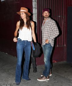 Just the two of us: Gerard Butler enjoyed a date out in Hollywood with girlfriend Morgan Brown on Friday night Gerard Butler, Star Wars, Men In Kilts, True Detective, Its A Mans World, Im In Love, In Hollywood, Movie Stars