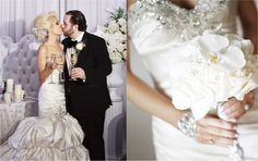 Bride Alidz said @WinnieCouture gave me everything I had ever wanted in my #weddingdress