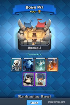 Here are the Clash Royale cards in Arenas 2-7 you need to become familiar with so you can make an informed and smart decision when building your deck.