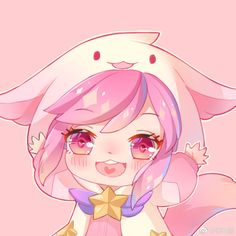 Pijama Lux 💖 League of legends Lol League Of Legends, League Of Legends Characters, Fanarts Anime, Anime Chibi, Kawaii Anime, Desenhos League Of Legends, League Of Legends Personajes, Star Guardian Lux, Character Concept