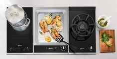 Zania Design - NEFF Electrodomésticos Boffi, Food Branding, Kitchen Appliances, Design, Teppanyaki, Composting, Barbacoa, Grande, Simple