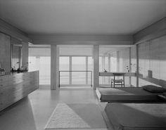 Deering residence. 1956-8. Casey Key,Saratosa, Florida. Paul Rudolph. Photo Ezra Stoller
