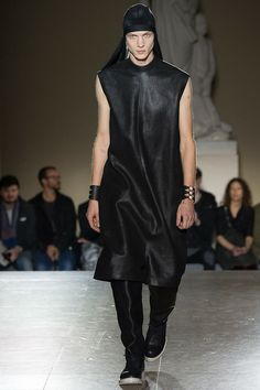 Rick Owens | Fall 2014 Menswear Collection | Style.com