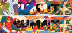 2017 Adobe Summit   The Digital Marketing Conference creative direction and overall experience.