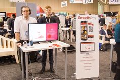 #SmoothPay at #Dx32016! #FinTech #Technology #Canada #Toronto