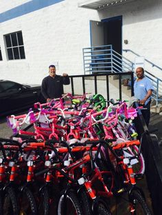 Two families create bike ministry to reach children in need  http://www.gastongazette.com/lifestyles/faith/two-families-create-bike-ministry-to-reach-children-in-need-1.415686