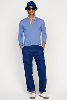 J.Crew Spring 2015 Menswear - Collection - Gallery - Look 1 - Style.com