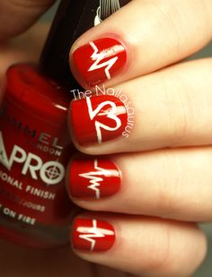 The Nailasaurus | UK Nail Art Blog: I need to be alone like the way you left me...