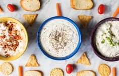 Chef Vanessa Cantave Shares Three Easy Dip Recipes That Are Perfect For Holiday Entertaining