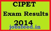 CIPET JEE Exam Results 2014 Download CIPET JEE Merit List/Cutoff