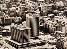 Phoenicia Hotel #Beirut [1960s] | Submitted by Tariq Al Saifi