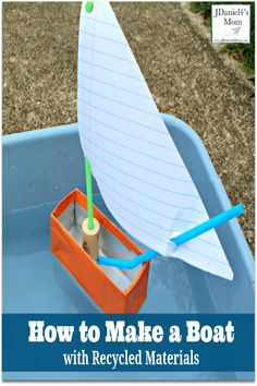 116 Best Boat Crafts And Activities For Kids Images Boat Crafts