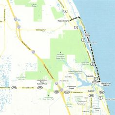 Florida Backroads Travel Map Of Route Along US Tamiami Trail To - Us 41 florida map