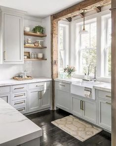 43 Modern Kitchen Design Ideas you Can Try in your Dream Home ~ Matchness.com