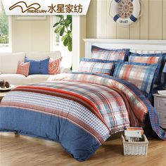 Free shipping!MERCURY Home Textile European Style Meet in Babylon bedding set with 4 pcs 100% cotton bed sheet bed spread