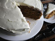 J. Alexanders carrot cake recipe ... copycat, of course. x
