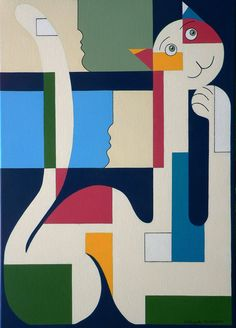 THE WORLD OF A CAT, Hildegarde Handsaeme