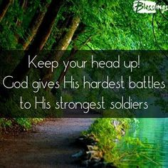 God's strong soldiers