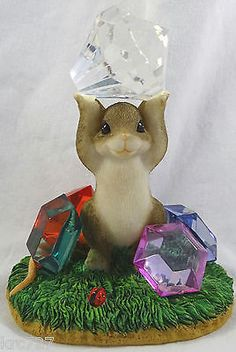 Charming Tails Figurine You're A Real Gem 2 • $15.57