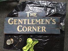 The Gentlemen's Corner
