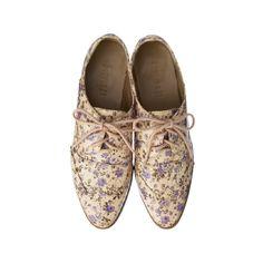 フォーエバー21(FOREVER 21)|Item Searchファッション|VOGUE ❤ liked on Polyvore featuring shoes, oxfords, flats, flat shoes, flat pumps, flat oxford shoes, forever 21 oxfords and forever 21