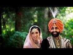 Wedding Highlights // Sukhkarn & Navnageena - YouTube