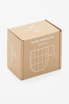 Porcelain coffee cup  || COS x HAY wishlist - I'd like to open this box!