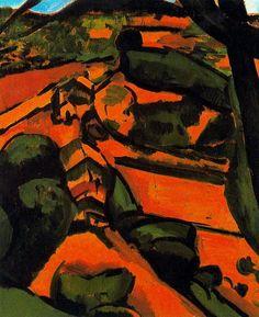 , 1906 von André Derain (1880-1954, France)