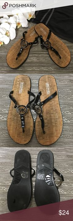 Michael for Michael Kors sandals Michael Kors sandals in very good used condition. Fit true to size MICHAEL Michael Kors Shoes Sandals