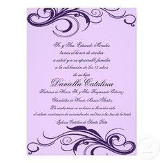 56 Best Quinceanera Invitations Images Quinceanera Invitations
