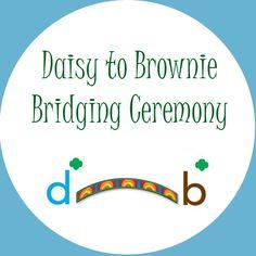 Bridging Ceremony Daisies to Brownies