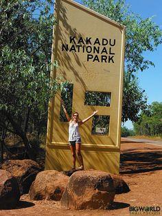 Me at Kakadu