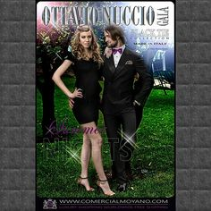 New 2015 Black Tie Collection Ottavio Nuccio Gala Get Ready for this Summer Parties! www.comercialmoyano.com