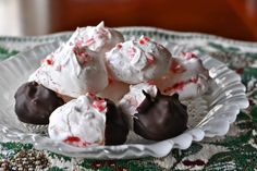 Chocolate Dipped Christmas Cookies!~*~ | Cookin' Up Christmas ...