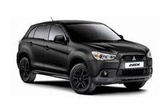 Mitsubishi ASX Black - do like this but we are yet to test drive but awaiting brochure