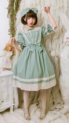 Star Fantasy -Peter Pan- Short Sleeves OP Dress