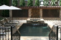 Traditional Home rectangle pool Design Ideas, Pictures, Remodel and Decor