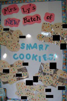 cookies and milk bulletin board ideas - Google Search