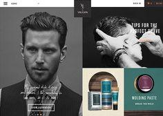 V76 | CSS Website