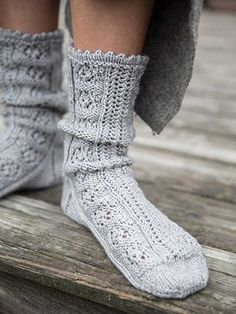 Lydia Sock Knit Pattern