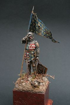 French Knight by Michael Volquarts · Putty&Paint