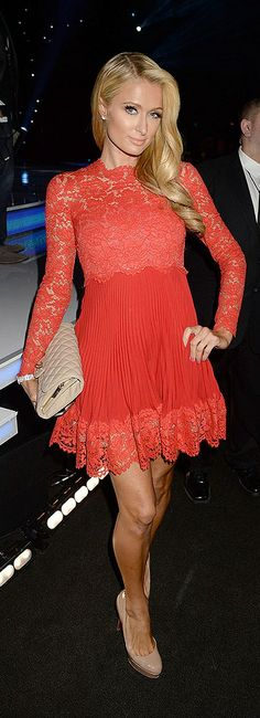 People's Choice Awards' best-dressed attendee: Paris Hilton
